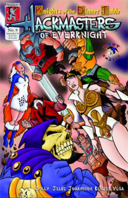 Role Playing Games - HackMasters of Everknight #09