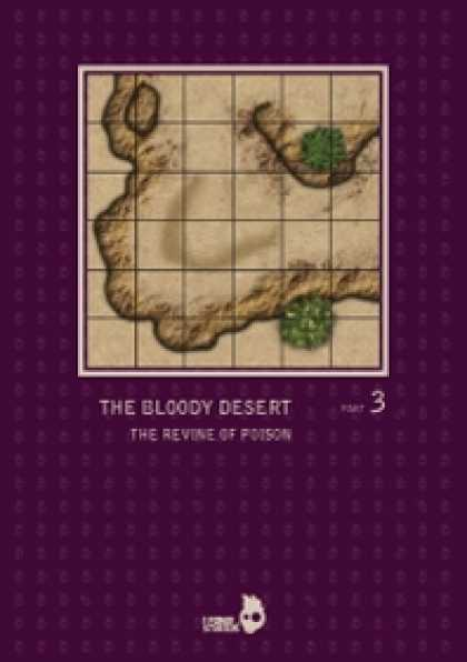 Role Playing Games - The Bloody Desert Part3 - The Revine Of Poison