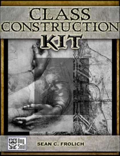 Role Playing Games - Class Construction Kit