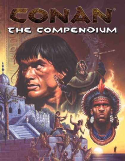 Role Playing Games - The Conan Compendium