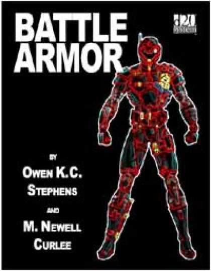 Role Playing Games - Battle Armor