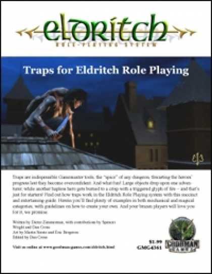 Role Playing Games - Eldritch Traps
