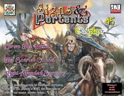 Role Playing Games - Signs & Portents 45 Roleplayer