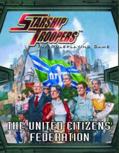 Role Playing Games - The United Citizens' Federation