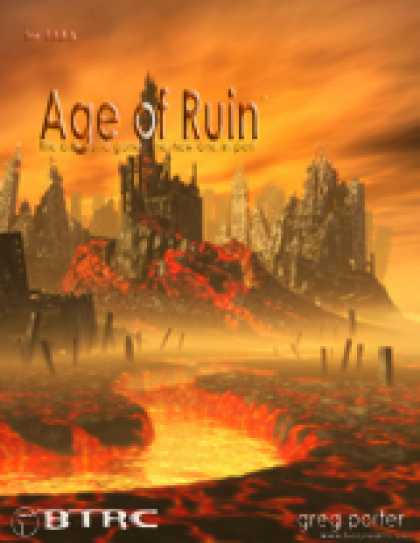 Role Playing Games - EABA Age of Ruin
