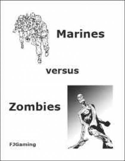 Role Playing Games - Marines versus Zombies