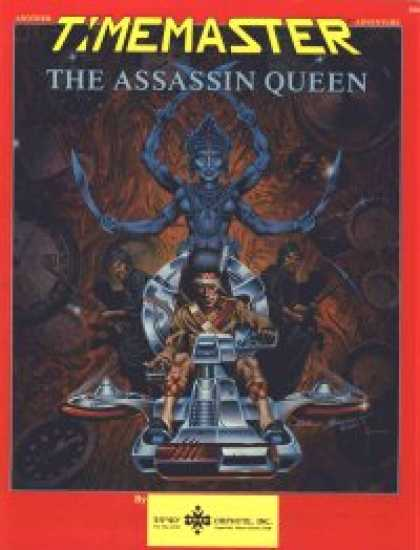 Role Playing Games - The Assassin Queen