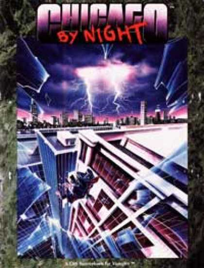 Role Playing Games - Chicago by Night - 1st Edition