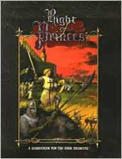 Role Playing Games - Dark Ages: Right of Princes