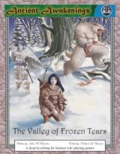 Role Playing Games - The Valley of Frozen Tears