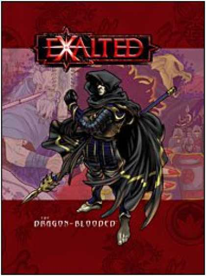 Role Playing Games - Exalted: The Dragon-Blooded