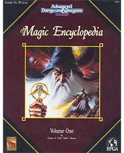 Role Playing Games - The Magic Encyclopedia - Volume I