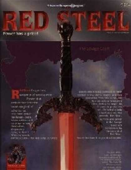 Role Playing Games - Red Steel Campaign