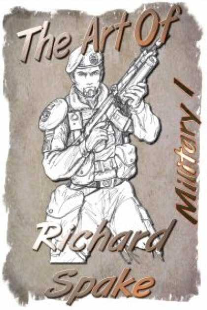 Role Playing Games - Art by Richard Spake - Military 1