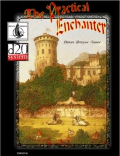 Role Playing Games - The Practical Enchanter