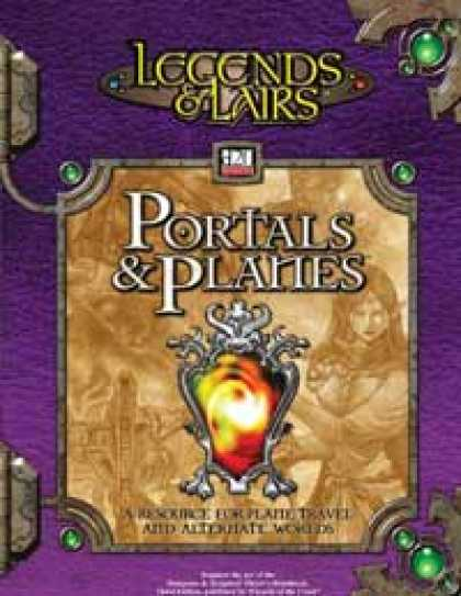 Role Playing Games - Portals & Planes