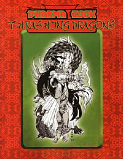 Role Playing Games - Dharma Book: Thrashing Dragons
