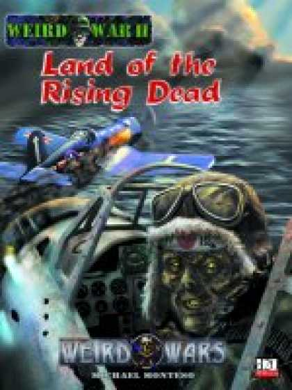 Role Playing Games - PEG13006 Land of the Rising Dead
