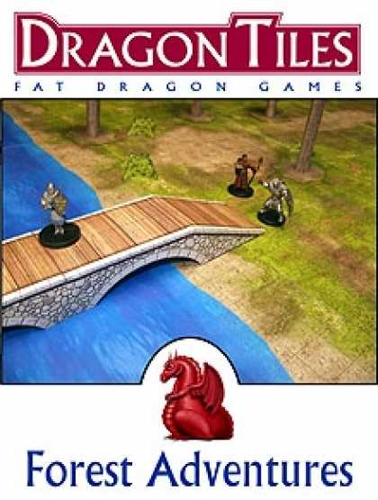 Role Playing Games - DRAGON TILES: Forest Adventures