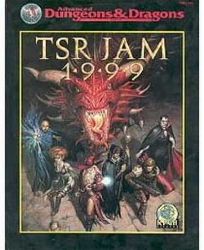 Role Playing Games - TSR Jam 1999