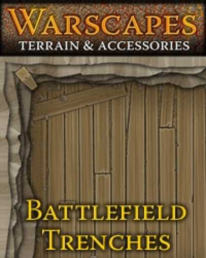 Role Playing Games - Warscapes: Battlefield Trenches