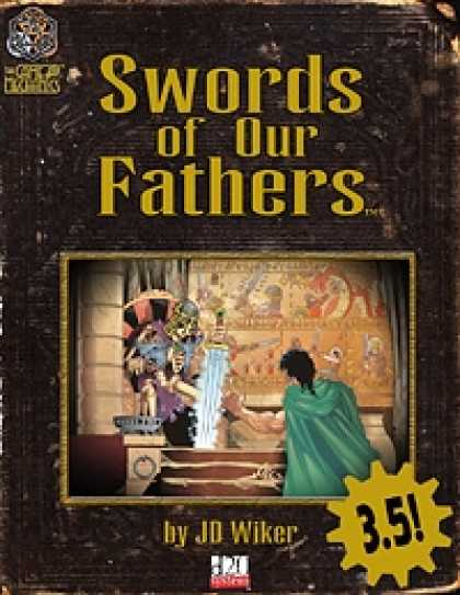 Role Playing Games - Swords of Our Fathers