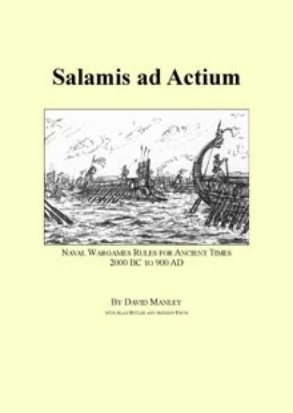 Role Playing Games - Salamis ad Actium