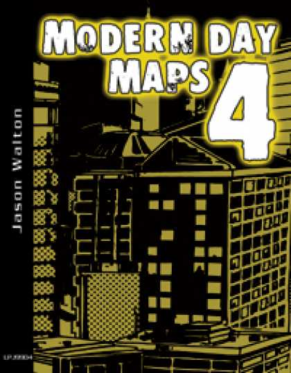 Role Playing Games - Modern Day Maps 4
