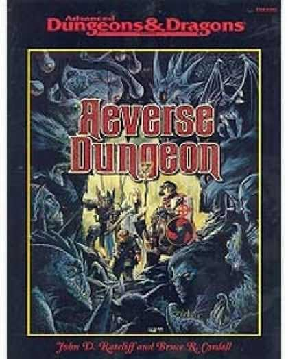 Role Playing Games - Reverse Dungeon