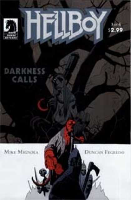 Role Playing Games - Hellboy: Darkness Calls Vol. 3 of 6