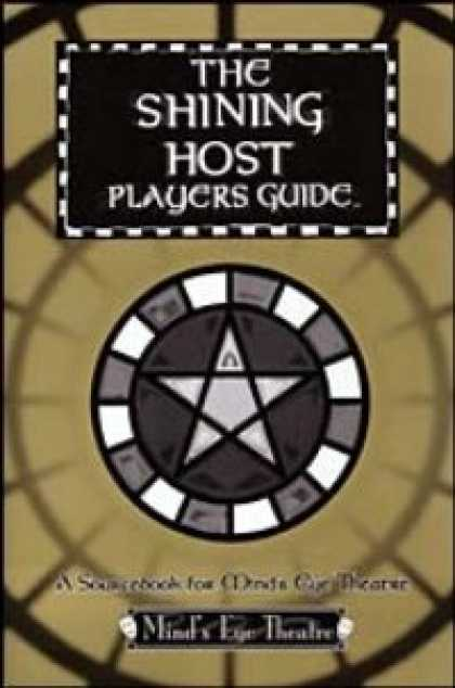 Role Playing Games - The Shining Host: Players Guide