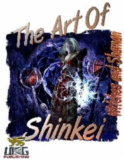 Role Playing Games - Art of Shinkei - Witches and Shaman