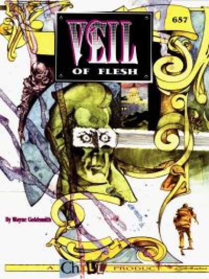 Role Playing Games - Veil of Flesh