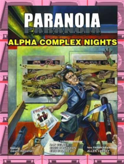 Role Playing Games - Alpha Complex Nights