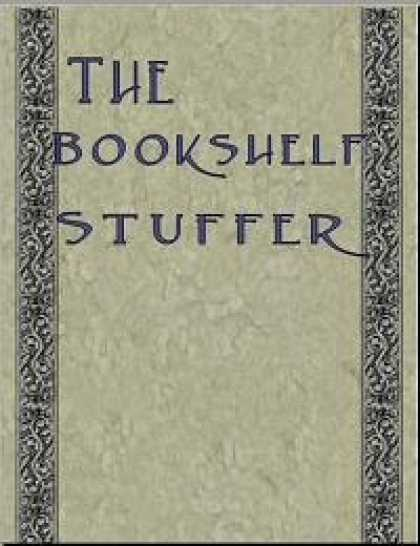 Role Playing Games - The Bookshelf Stuffer, Vol. 9: Corrupt