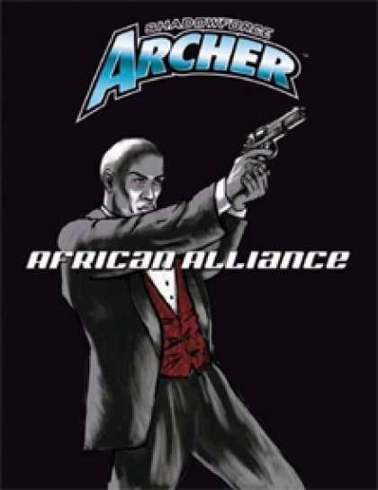 Role Playing Games - Classic Spycraft: African Alliance