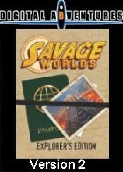 Role Playing Games - Savage Worlds Explorer Edition Ruleset for Fantasy Grounds II