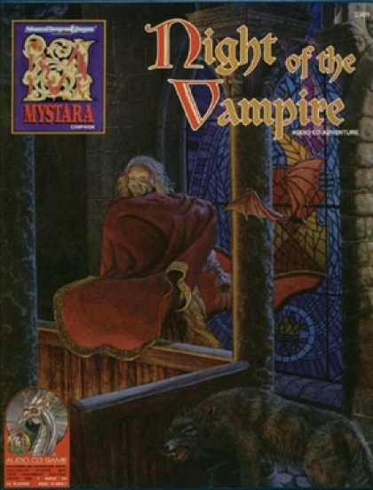 Role Playing Games - Night of the Vampire