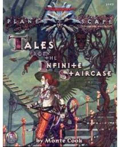Role Playing Games - Tales from the Infinite Staircase