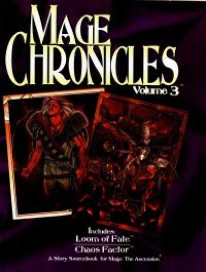 Role Playing Games - Mage Chronicles Volume 3