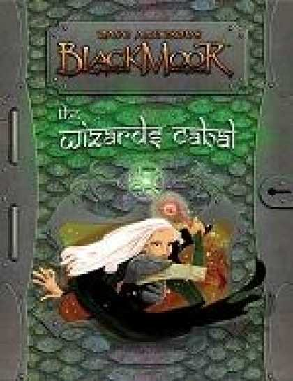 Role Playing Games - Dave Arneson's Blackmoor: The Wizard's Cabal