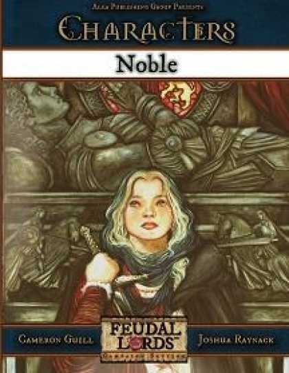 Role Playing Games - Feudal Characters: Noble