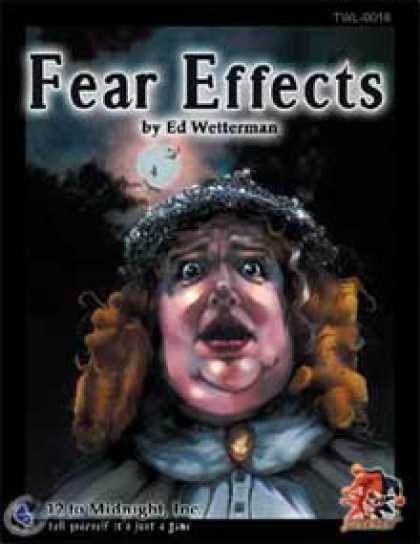 Role Playing Games - Fear Effects: Savaged edition
