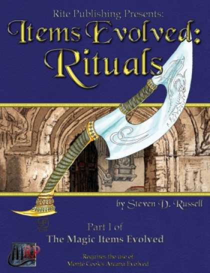 Role Playing Games - Items Evolved Rituals