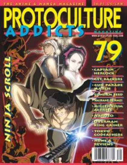 Role Playing Games - Protoculture Addicts #79