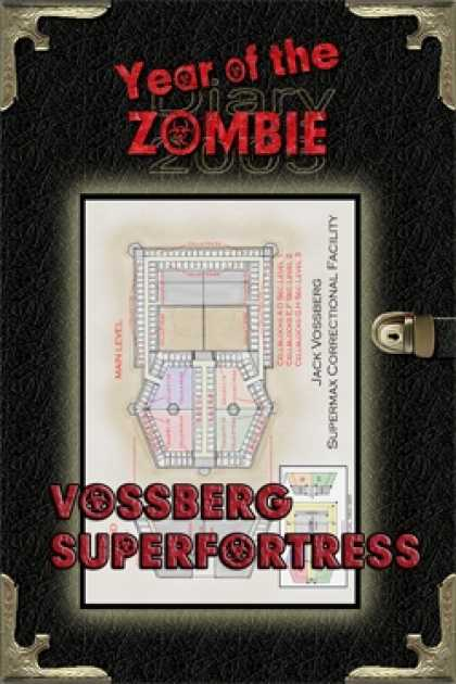 Role Playing Games - Year of the Zombie: Vossberg Superfortress