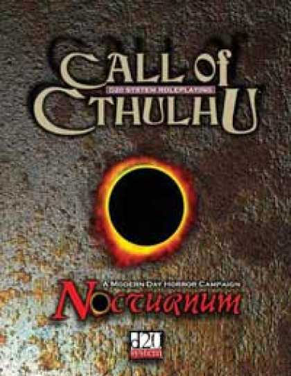 Role Playing Games - Nocturum