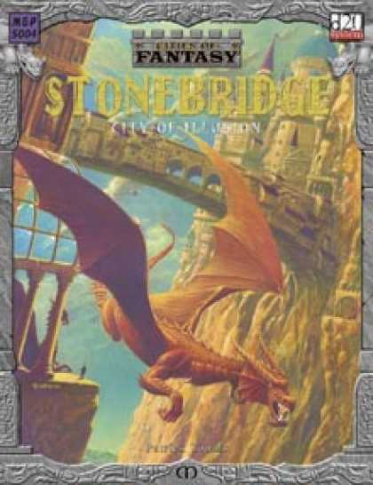 Role Playing Games - Cities of Fantasy - Stonebridge