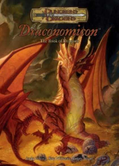 Role Playing Games - Draconomicon