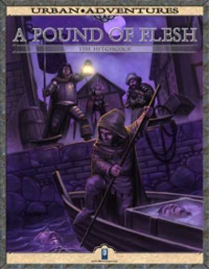 Role Playing Games - Urban Adventures: A Pound of Flesh